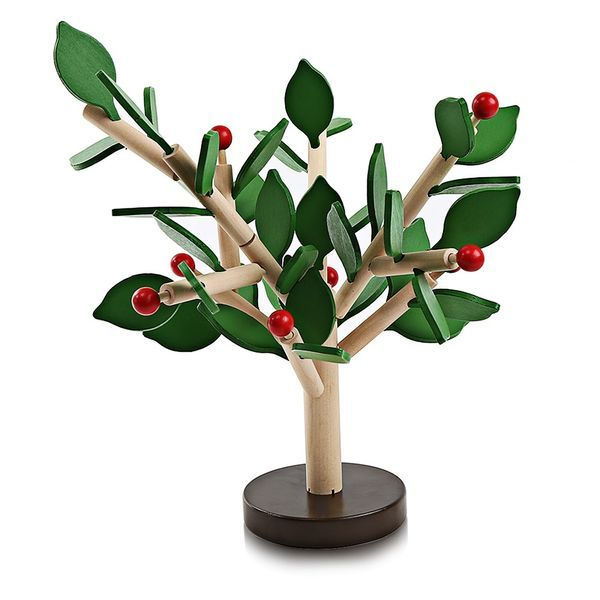 Toy, Cadeaux, Wooden, Tree