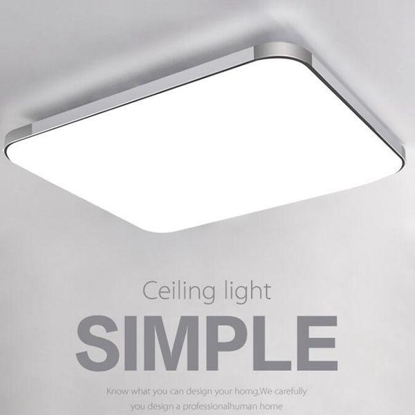 Aluminum White Warm Led Ceiling