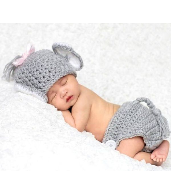 11 Free Crochet Elephant Patterns   600x600