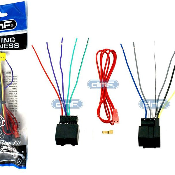 [DIAGRAM_38EU]  70-2105 AFTERMARKET WIRING HARNESS STEREO ADAPTER FOR CHEVY IMPALA +GM  +PONTIAC | Wish | Gm Aftermarket Wiring Harness |  | Wish