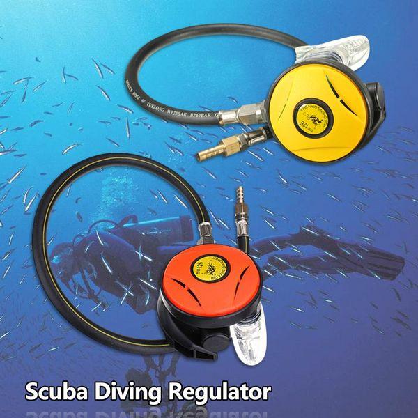 145PSI Second 2nd Stage Scuba Explorer Diving Dive Regulator Octopus Hookah