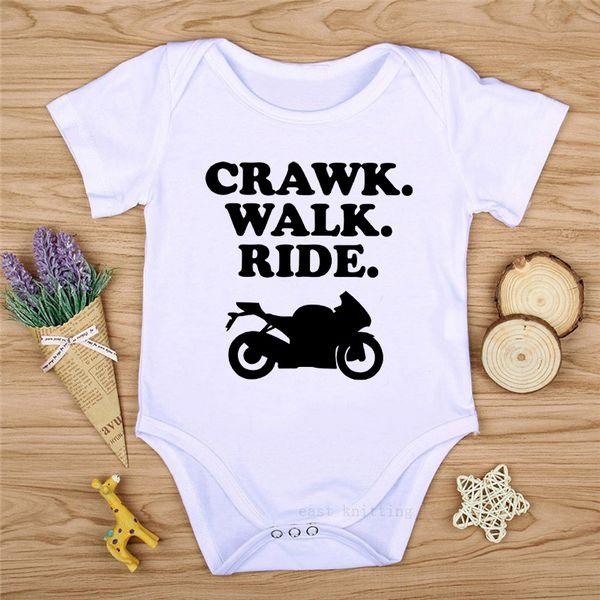Ride Walk - Baby Romper Crawl