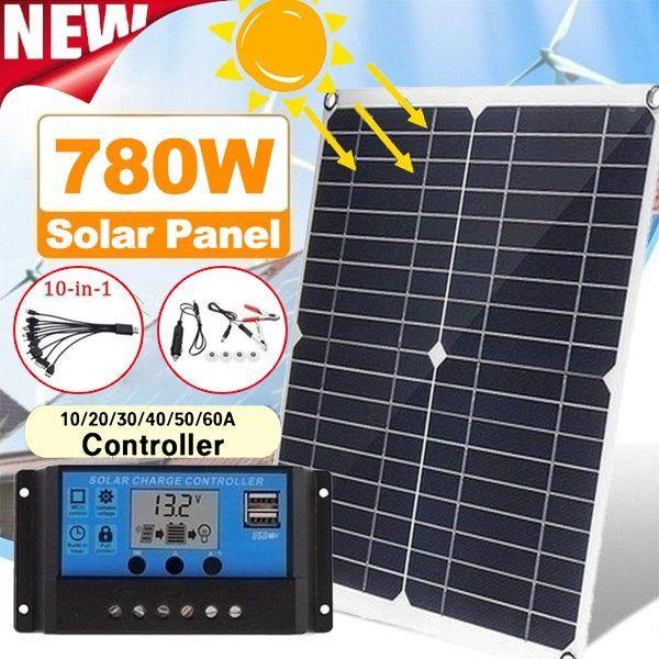 Solar Power 780 W