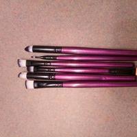 cute  20pcs/set makeup brush set toiletry kit wool make