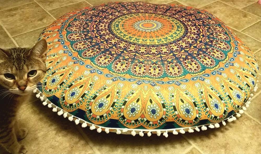 Meditation Floor Pillows - Flooring Ideas and Inspiration