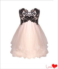Elegant Sweetheart Girl Dress Bridesmaid Holiday Formal Gown WD0168