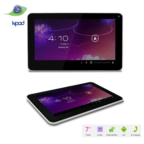 Picture of 4 Gb Hot 7 Inch Android Tablet Pc Q88 Allwinner A23 Dual Core 1.5ghz Android 4.2 Wifi 512mb 4gb Dual Camera