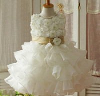 mama | 2014 New Casual Princess Baby Kids Girl Children's Dresses Clothing K-CG007