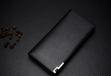Picture of Male Business And Casual Wallet.man Medium-long Cowhide Wallet