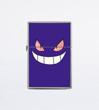Wish Pokemon Inspired Kawaii Gengar Zippo Lighter