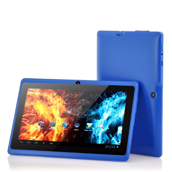 Picture of Helos - Budget 7 Inch Android 4.2 Tablet Pc 1ghz Cpu 512mb Ram 4gb Blue