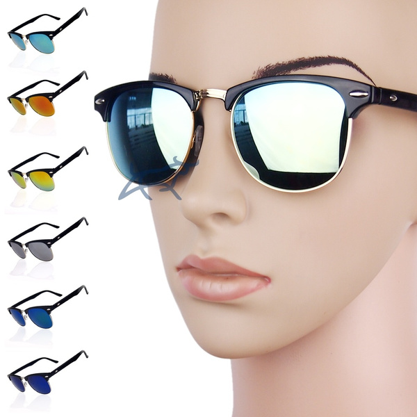 Picture of Summer Beach Cool Outdoor Unisex Travel Uv Protection Sunglasses Goggles