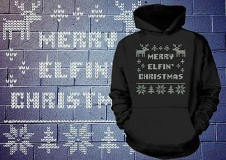 Funny, Fashion, Christmas, elfinchristma