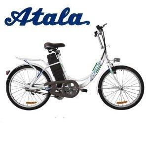 100111 Bici Bicicletta Elettrica Atala Basic Enjoy Pedalata Assistita 2012 Bike