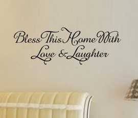Home Decor, Wall Decal, removable decal, 3dwalldecal