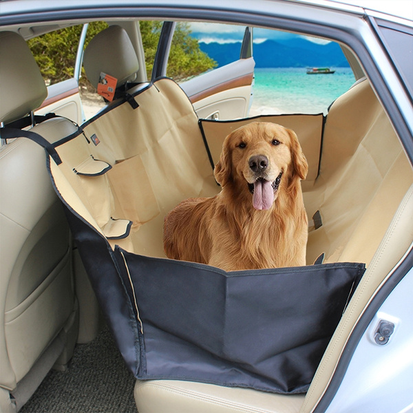 Pet Car Hammock >> Extra Large Thicken Durable Car Back Seat Protector Dog Vehicle