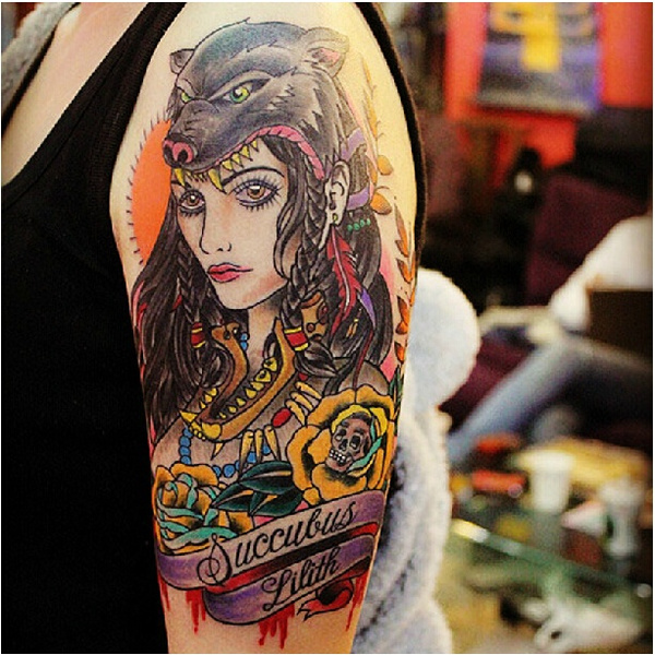 7e8e611d5 Makeup & Beauty Temporary Tattoos. thumbnail - 0. Fashion, art, Beauty,  largesizetattoosticker