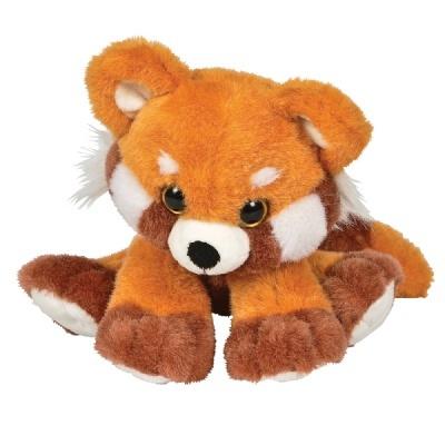 Wish 12 Inch Zoo Crew Red Panda Stuffed Animal