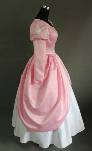Wish   Disney The Little Mermaid Ariel Princess Pink Women\'s Dress ...
