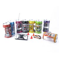 mama   12 Colors MINI Coke Can Mini RC Radio Remote Control Micro Racing Car Vehicles Toy