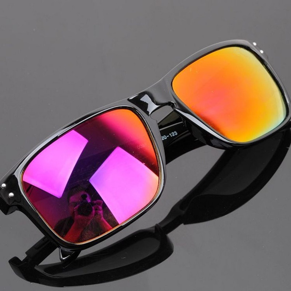 0c38cdfab5e Chopper Oversized Wind Resistant Sports Sunglasses Motorcycle Riding Glasses