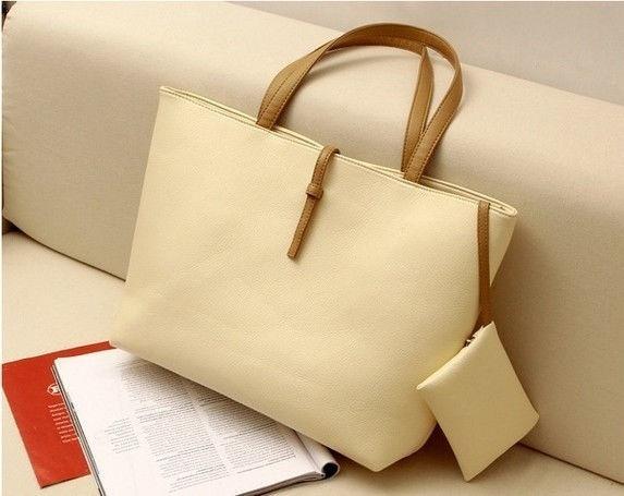 Picture of Women's Classic Hobo Pu Leather Shoulder Bag Ladies Tote Bag Handbag