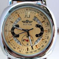 Механические часы tachymeter