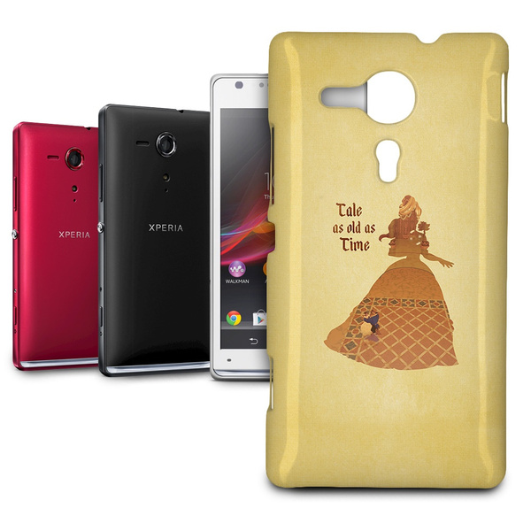 Wish Phone Case For Sony Xperia Sp M35h Disney Princess Belle