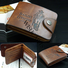 leather wallet, Classics, cardsholder, Credit Card Holder