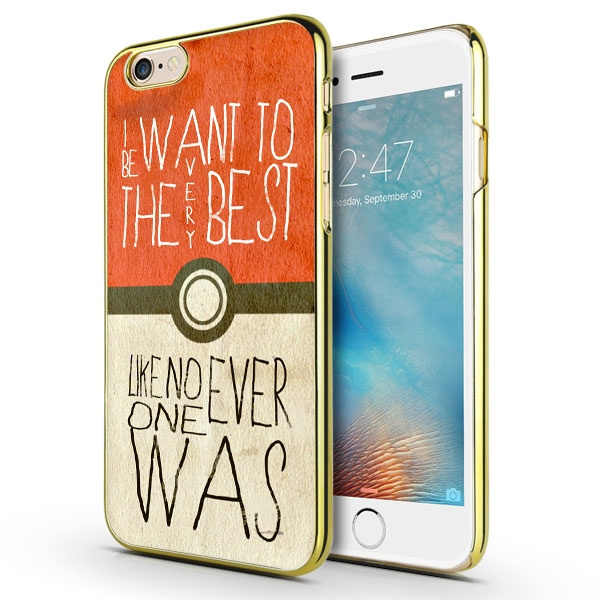 b4feb46616a Best Pokemon Quotes Design Luxury Fashion Case Cover For iPhone 4 4S ...