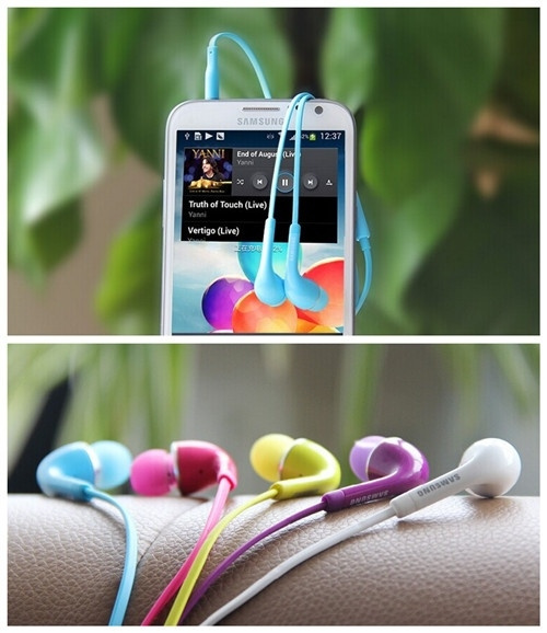 Picture of Luxury 3.5mm Earphone W/volume Control
