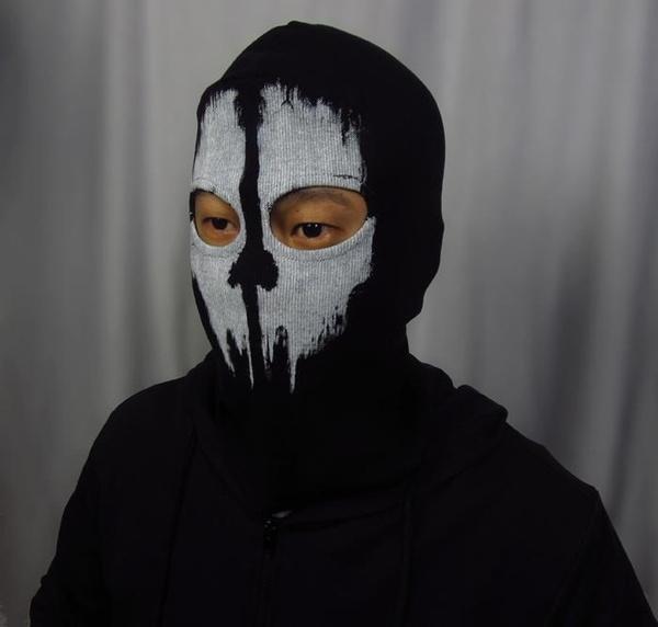 Wish | High Quality MX2 Call Of Duty Ghost Mask Balaclava Hood ...