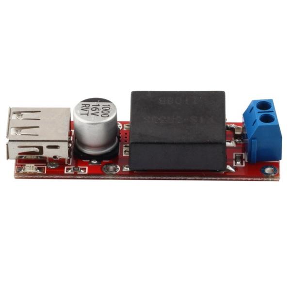 DC 7V-24V to 5V 3A Buck KIS3R33S 5V USB than Step Down Module For Arduino