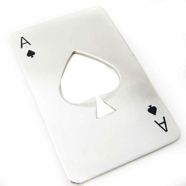 Picture of Credit Card Size Casino Bottle Opener