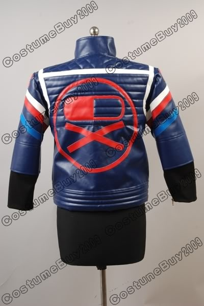 Wish My Chemical Romance Party Poison Men Jacket Cosplay Costume