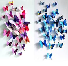 butterfly, decalwallart, art, Decoración de hogar