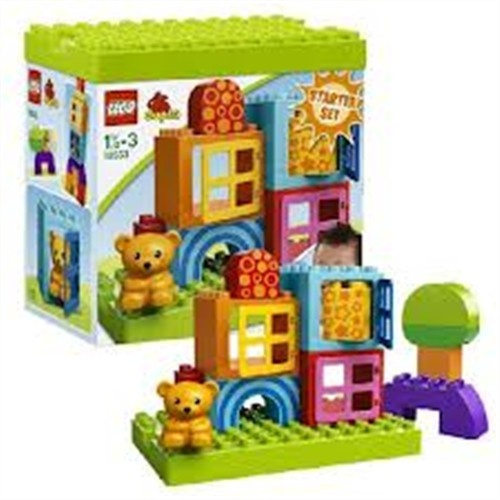 Lego Duplo Toddler Build And Play Cubes 10553 Wish