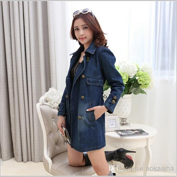 f66b1ee925ba korea, girlstrenchcoat, girlscowboycoatwomenscowboyjacket, korean style