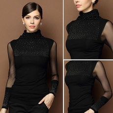 blouse, DIAMOND, Tops & Blouses, diamondstud