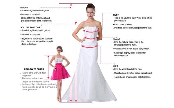 Wish | Orange A-line Prom Dresses Criss Cross Ruched Bodice Floor ...