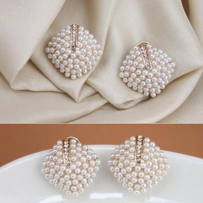 Fashion Accessory, Women's Fashion & Accessories, Jewelry, Pearl Earrings