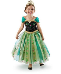 mama | New 2015 Cute Girls Princess Costume Party Dress Baby Elegant cosplay Dress