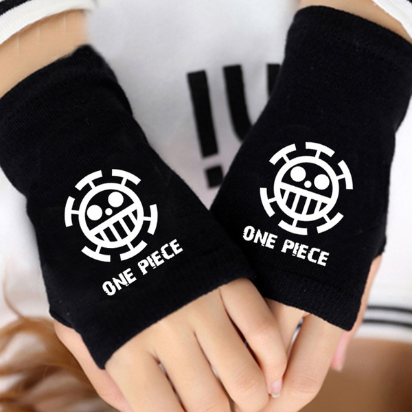 onepiecelaw, Cosplay, animecosplayglove, leather