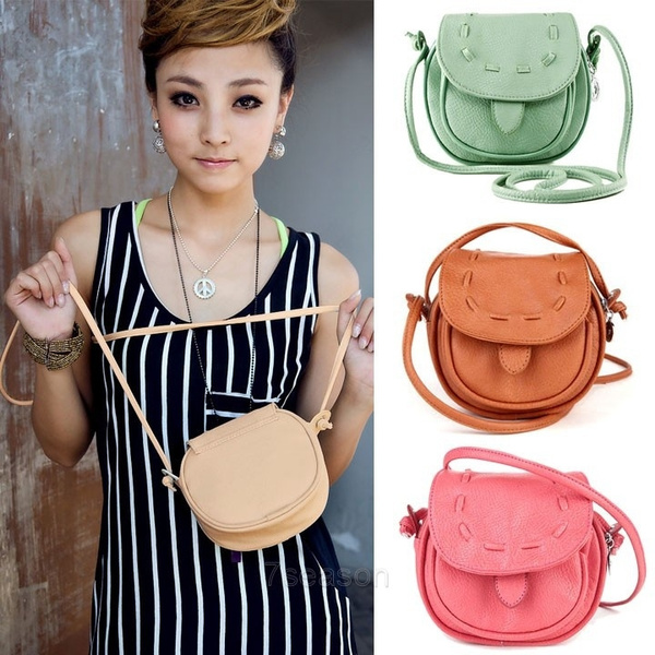 Picture of Women Bags Small Handbag Satchel Messenger Cross Body Bag Shoulder Bag Purse