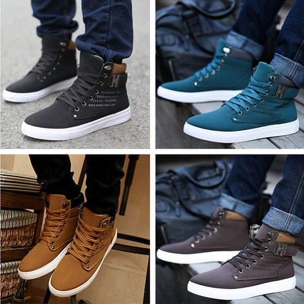 Flats, Sneakers, Fashion, Men