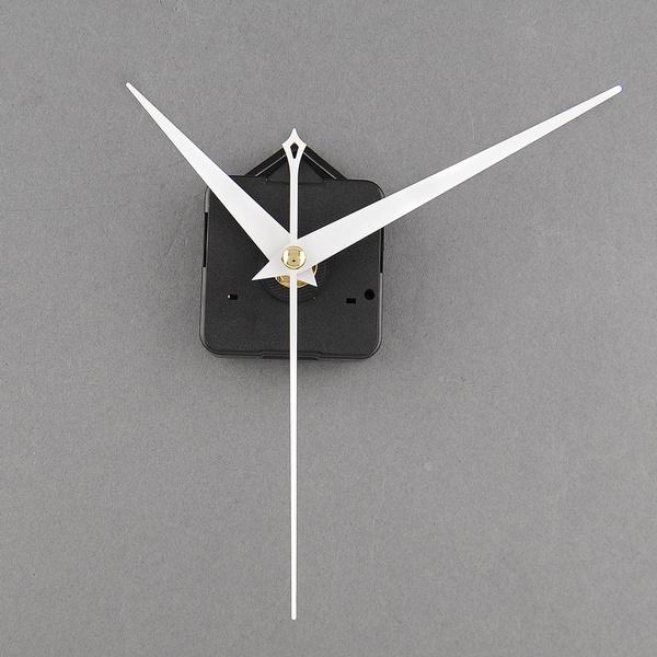 clockwithwhitehand, mechanismclock, Parts & Components, Clock