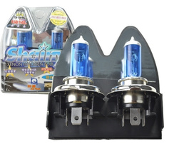 2x H4 12V 100W Xenon Halogen Bright White Headlights Bulb Lights Car 6000K  D_L