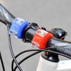 Bicycle Bike Cycling Equipment Silicone LED Frog Lamp Warning Flashing Light