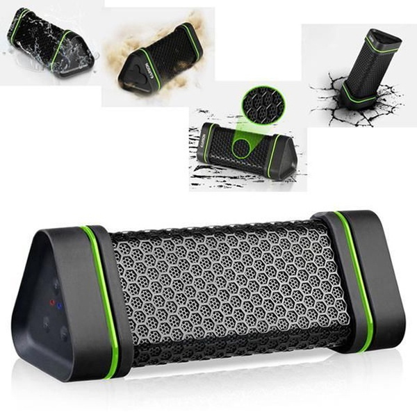 Picture of Earson Outdoor Waterproof Shockproof Wireless Bluetooth Speaker For Ipod Iphone Size Bluetooth Speaker