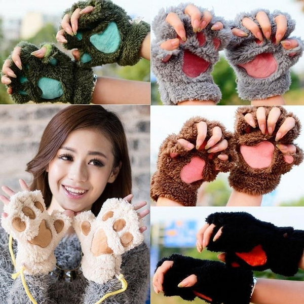 Mittens, catpaw, paw, Novelty